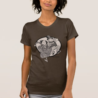 Lovelace und Babbage Sprung T-Shirt