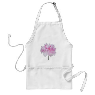 Lovely Bright clignote Peony Flower Photo Tablier