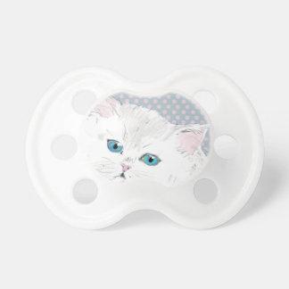 lovely kitty schnuller