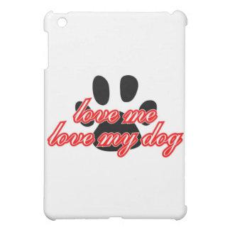 LOVEMYDOG09 iPad MINI HÜLLE