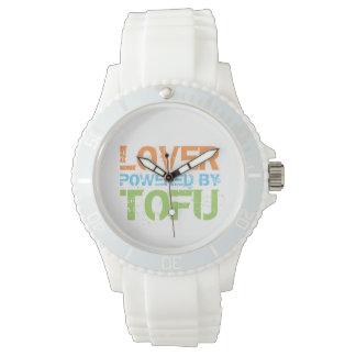 LOVER POWERED BY TOFU - W03 ARMBANDUHR