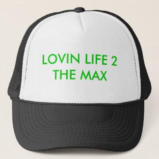 LOVIN LEBEN 2 DAS MAX TRUCKERKAPPE