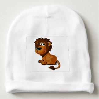 Löwe Babymütze