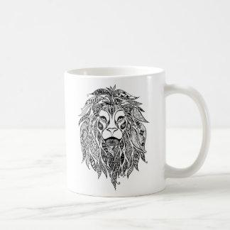 Löwe Kaffeetasse