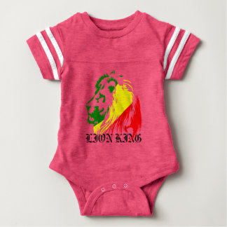 LÖWE-KÖNIG BABY STRAMPLER