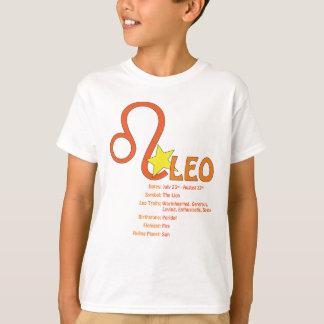 Löwe-Merkmal-KinderT - Shirt