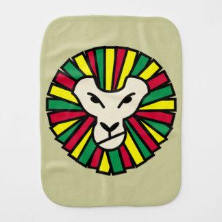 Löwe Rastafarian Flagge Spucktuch