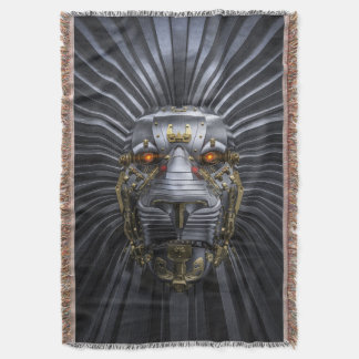 Löwe-Roboter-Wurfs-Decke Decke