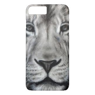 Löwe-Telefon-Kasten iPhone 8 Plus/7 Plus Hülle