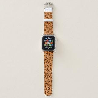 Löwe-Tierkreis-Symbol-Standard durch Kenneth Apple Watch Armband