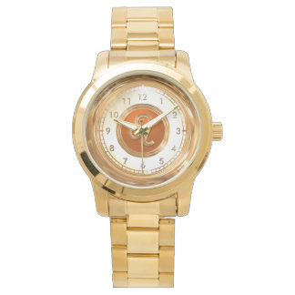 Löwe-Tierkreis-Zeichen Armbanduhr