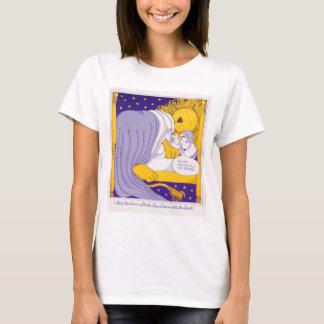 Löwe-und Lamm-T - Shirt