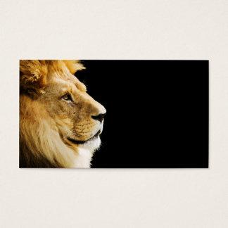 Löwe Visitenkarten