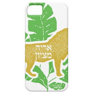 Löwe von Zion iPhone 5 Schutzhüllen