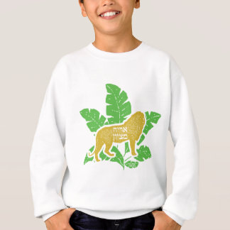Löwe von Zion Sweatshirt