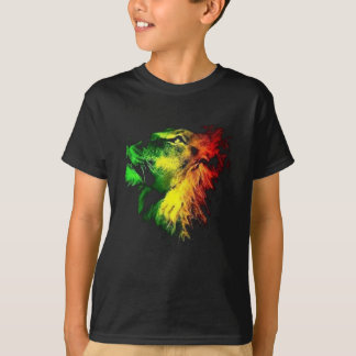 Löwe von Zion T-Shirt