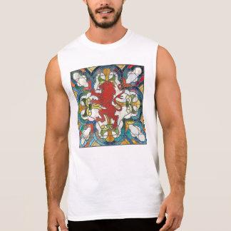Löwe-Wappen Ärmelloses Shirt