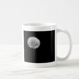 Löwenzahn-Kopf Kaffeetasse