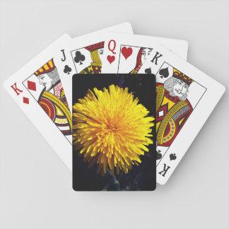 Löwenzahn Spielkarten
