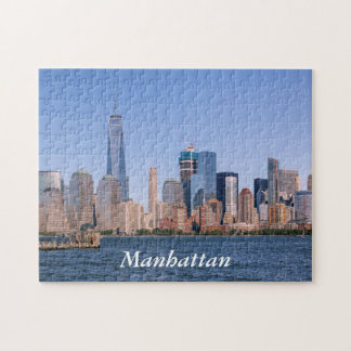 Lower Manhattan-Puzzlespiel