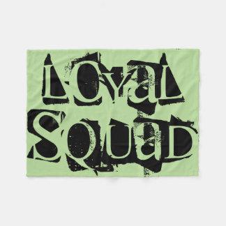Loyale Gruppen-Decke entworfen Fleecedecke