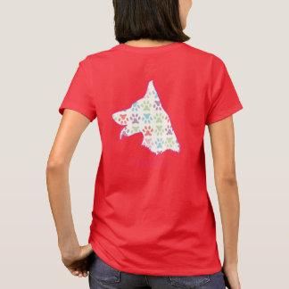 Loyaler t-Marken-T - Shirt