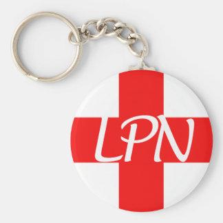 LPN keychain Schlüsselanhänger
