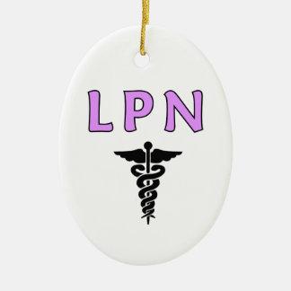 LPN medizinisch Keramik Ornament