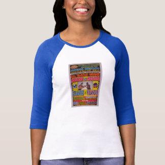 Lucha Libre Match-Plakat T-Shirt