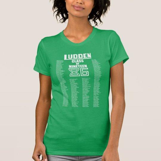 Ludden Klasse von neunzehn 86: Der T-Shirt