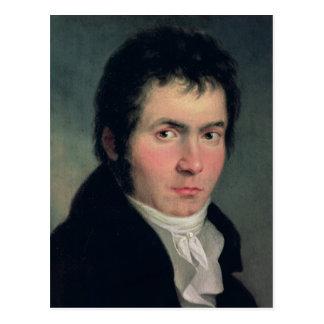 Ludwig van Beethoven, 1804 Postkarte