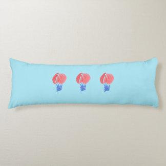 Luft-Ballon-Baumwollkörper-Kissen Seitenschläferkissen