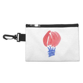 Luft-Ballon-Klipp auf zusätzlicher Tasche
