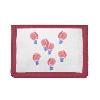 Luft-Ballon-Nylon-Geldbörse