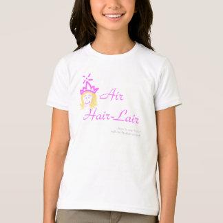 Luft Haar-Lager wie-zum T - Shirt