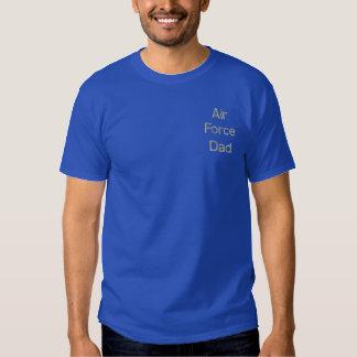 Luftwaffen-Vati Besticktes T-Shirt
