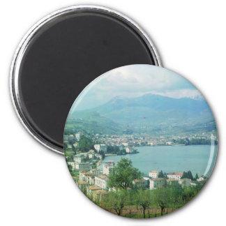 Lugano Suisse Aimants