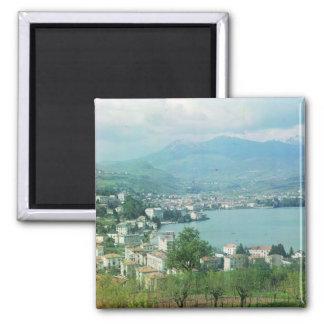 Lugano Suisse Magnets