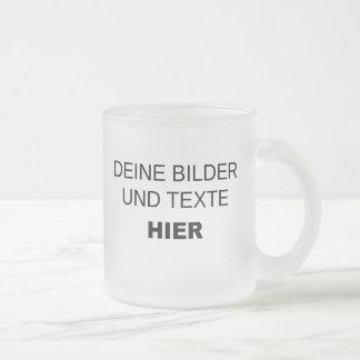 Lui-même organiser complètement mugs à café