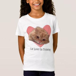 Luigi der Katzen-Liebhaber im Training T-Shirt