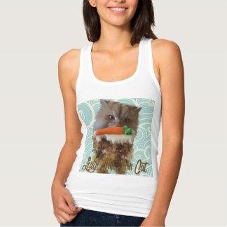 Luigi die Löwe-Katzen-Shirts und mehr! Tank Top