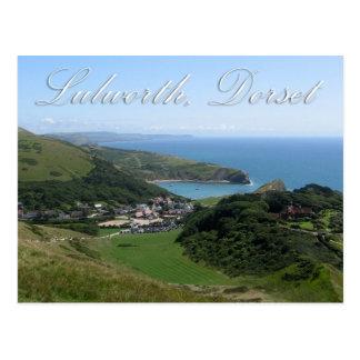 Lulworth Dorset Postkarte
