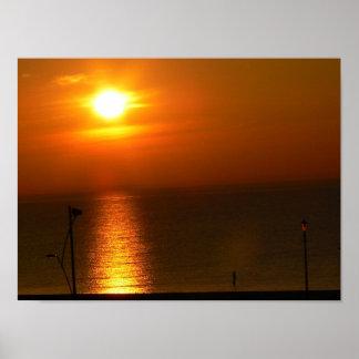 Lumière de The Sun Affiche