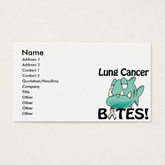 Lungenkrebs BISSE Visitenkarte