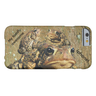 Lustig mein toadly fantastisches iphone barely there iPhone 6 hülle