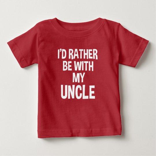 Lustig würde ich eher mit meinem baby t-shirt