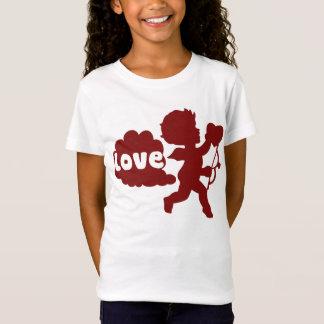 Lustige Amor-Furz-Liebe T-Shirt