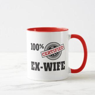 Lustige ex Ehefrau-Scheidung Tasse