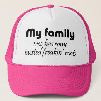 Lustige Familie zitiert Kultcaps