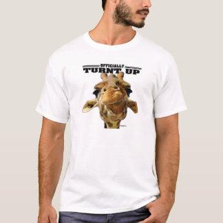 LUSTIGE GIRAFFEN-T-SHIRT %PIPE% I LIEBE-GIRAFFEN T-Shirt